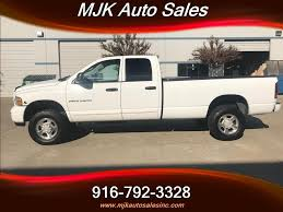 2004 Dodge Ram 2500 5.9 Cummins Diesel 4x4 !!! Low Miles For Sale In ...