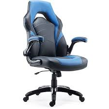 staples gaming chair black and blue staples