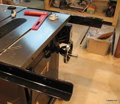 Sawstop Cabinet Saw Used by 2008 Saw Stop Install Mysaw