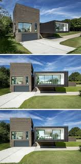 100 Cantilever Home This New House Has A Large Ed Section That Hangs Over The