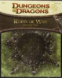dungeons and dragons tiles master set ruins of war dungeon tiles a dungeons dragons accessory