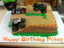 8 Corrie Cakes Monster Truck Photo - Monster Truck Birthday Cake ... Monster Truck Birthday Cake Design Parenting Toy Truck Was Added To The Top Tiffanys For Cassys Cakes Jam Cake Pinterest Jam And How Make Part 2 Of 3 Jessica Harris Party Walmart Criolla Brithday Wedding Shortcut Google Search Scheme Of The Completed Or Decoration Ideas Little Adorable Inspiration Blaze And Elegant Themed School Time Snippets