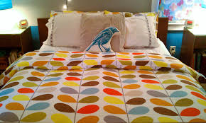 tell me all about your day – – orla kiely bedding