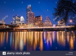 100 Austin City View A Night View Of The Skyline Of Texas USA Taken From The