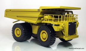 100 Caterpillar Dump Truck Toy Conrad 150 789 Awesome Diecast