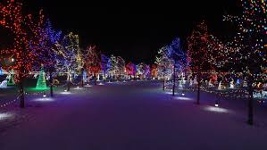 places to go to see magical lights in alberta to do canada