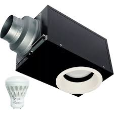 Humidity Sensing Bathroom Fan With Led Light by Panasonic Whisperrecessed Bathroom Fans Sylvane