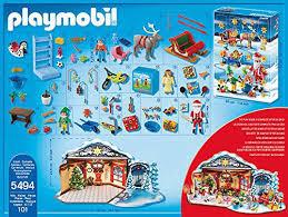 maison du pere noel playmobil calendrier de l avent playmobil atelier de jouets du père noël
