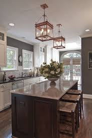 White Traditional Kitchen Design Ideas by 66 Gray Kitchen Design Ideas Decoholic