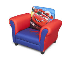Kids Flip Open Sofa by Amazon Com Delta Children Disney Pixar Cars Upholstered Chair Baby