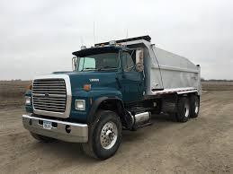 100 Semi Truck Transmission 1996 Ford L8000 Washington Iowa Machinery Pete