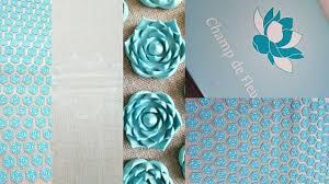 tapis chs de fleurs miss petits produits