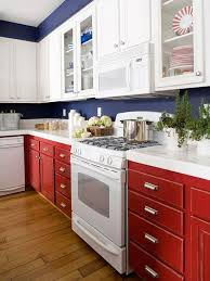 Red Kitchen Decor All American Kitchens Nautical