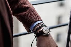 comment porter une montre comment accessoiriser une tenue ceinture bonnegueule
