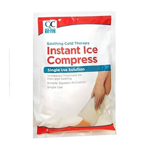 Quality Choice QC Instant Ice Compress 1EA