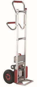 Almost Perfect Powered Stair Climbing Hand Truck #7 Electric Stair ...
