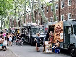 The Best And Worst Cities For Operating A Food Truck | Food & Wine