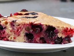 dessert aux fruits d ete facile de gâteau aux fruits d été
