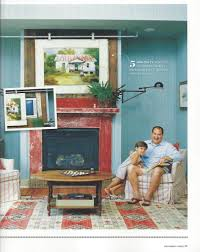Southern Living Small Living Rooms by Press U2013 Suzanne Winston U0026 Associates