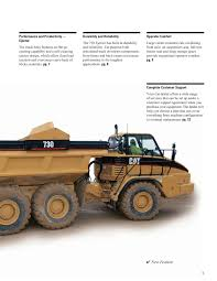 Specalog For 730 Ejector Articulated Truck, AEHQ5634 Pages 1 - 20 ... Volvo A40d Articulated Dump Truck On A Beach Stock Photo 1671053 Jcb 714 718 722 Brochure 2016 Bell B25e For Sale 466 Hours Morris Il Ce Unveils 60ton A60h Articulated Dump Truck Equipment Extensive Redesign For Caterpillar Trucks Vintage Vector D40xboy 168092534 Cat Trucks In Uae Kuwait Qatar Oman Bahrain Albahar Powerful Royalty Free Image Ad45b Uerground Altorfer 740b Adt Price 278598 Produces 500th Mingcom Doosan Walkaround Youtube