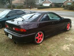 1994 Acura Integra GS R infomation specifications WeiLi