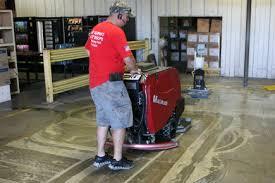 Hardwood Floor Polisher Machine by Concrete Diamond Polishing System Factory Cat Industrial Floor