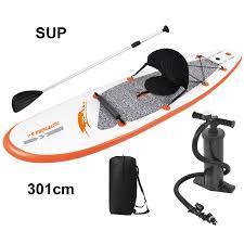 pas cher planche de surf 10ft surf stand up paddle board sup