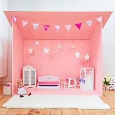 Olivia s Little World – Princess White Troundle Bed