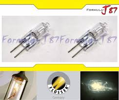 flosser g4 2074220 12v 20w two bulb miniature light play