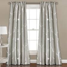 Lush Decor Serena Window Curtain by Buy Decorative Hanging Rods From Bed Bath U0026 Beyond