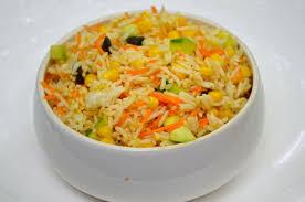 cuisine sans gluten et sans lait sans gluten sans lactose salade de riz aux légumes sans gluten