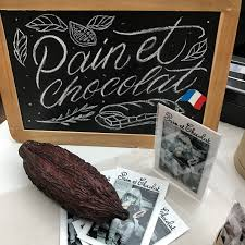 Image Of Pain Et Chocolat In Melbourne Taken By Bean Bar You