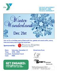 Ymca Bed Stuy by Upcoming Events Holiday Party With The Ymca Coalition For The