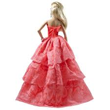 Barbie Doll Simple Dresses