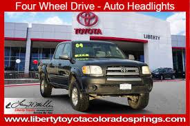 100 Trucks For Sale In Colorado Springs PreOwned 2004 Toyota Tundra SR5 Crew Max Pickup
