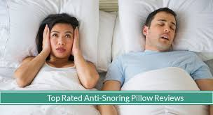 Top 3 Best Pillow To Stop Snoring for 2018 ce and For All