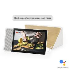 Lenovo Smart Display With The Google Assistant Costco UK
