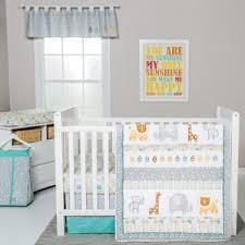 Aqua And Coral Crib Bedding by Gender Neutral Crib Bedding You U0027ll Love Wayfair