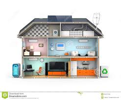 Smart House With Energy Efficient Appliances Stock Illustration ... Koda Is A Tiny Solarpowered House That Can Move With Its Owners Gorgeou Solar Powered Greenhouse Home Sweden Hit Market Inhabitat Tiny House Use Power In New Zealand Amazing Small Remarkable Energy Efficient Homes Design Pictures Best Idea Home 10 Beautiful Residential Itallations Rocks Amazon Com Concept Toy Toys Games Smithsonian Go Passive System Interior Green Innovation Bluescope Introduces An Innovative Roof That Provides Heat The Panels For Your Freshome Review
