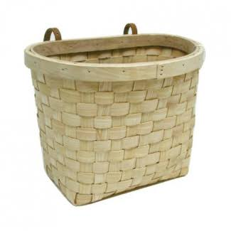 Sunlite Wooden Classic Basket - Natural
