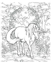 Unicorn With Wings Coloring Pages Page Fairy Playing Flute And My Little Pony Fl Cute Unicorns Pictures Home Outline P