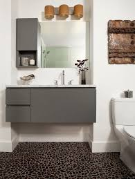 Ronbow Sinks And Vanities by Dc Metro Ronbow For Contemporary Bathroom Rustic With Silver Wall