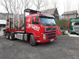 100 Used Log Trucks For Sale VOLVO FM12 480 PS Timber Trucks For Sale Log Truck From Poland Buy