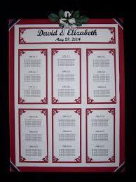 wedding seating charts stylish occasions wedding u0026 event planning