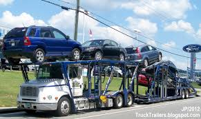 100 Car Carrier Trucks For Sale TRUCK TRAILER Transport Express Freight Logistic Diesel Mack