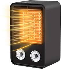 1500w heizlüfter energiesparend kleine tragbare badezimmer wohnzimmer mit überhitzungsschutz keramik einstellbarer thermostat elektrische heizgeräte