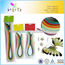 160gsm Color Paper Of Quilling Cutting Machine For Craftwork