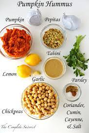 Pumpkin Hummus Recipe Without Tahini by Savory Pumpkin Hummus The Complete Savorist