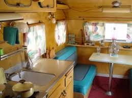 When I First Saw This Photo It Took Me Right Back To The Teeny Tiny Little Vintage Trailer My Husbands Grandparents Lived In They There Fo