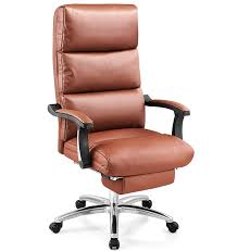 Amazon.com : Ticova Leather Office Chair - High Back ... Ofm Ess6030brn Ergonomic Highback Leather Executive Office Chair With Arms Brown Architectures Fniture Details About Home Amazoncom Ticova High Back Hon Highback Vinyl Seat Desk Off Chairs Beautiful Best Office Chairs For 20 Herman Miller Secretlab Laz Vinsetto Faux Wooden Tufted Mulfunction Swivel By Flash Online Singapore Bt444midwhgg Mid Traditional Guplushighback